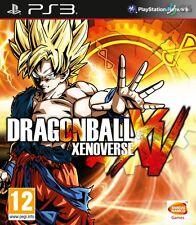 Dragon Ball XenoVerse PS3 * NEW SEALED PAL *