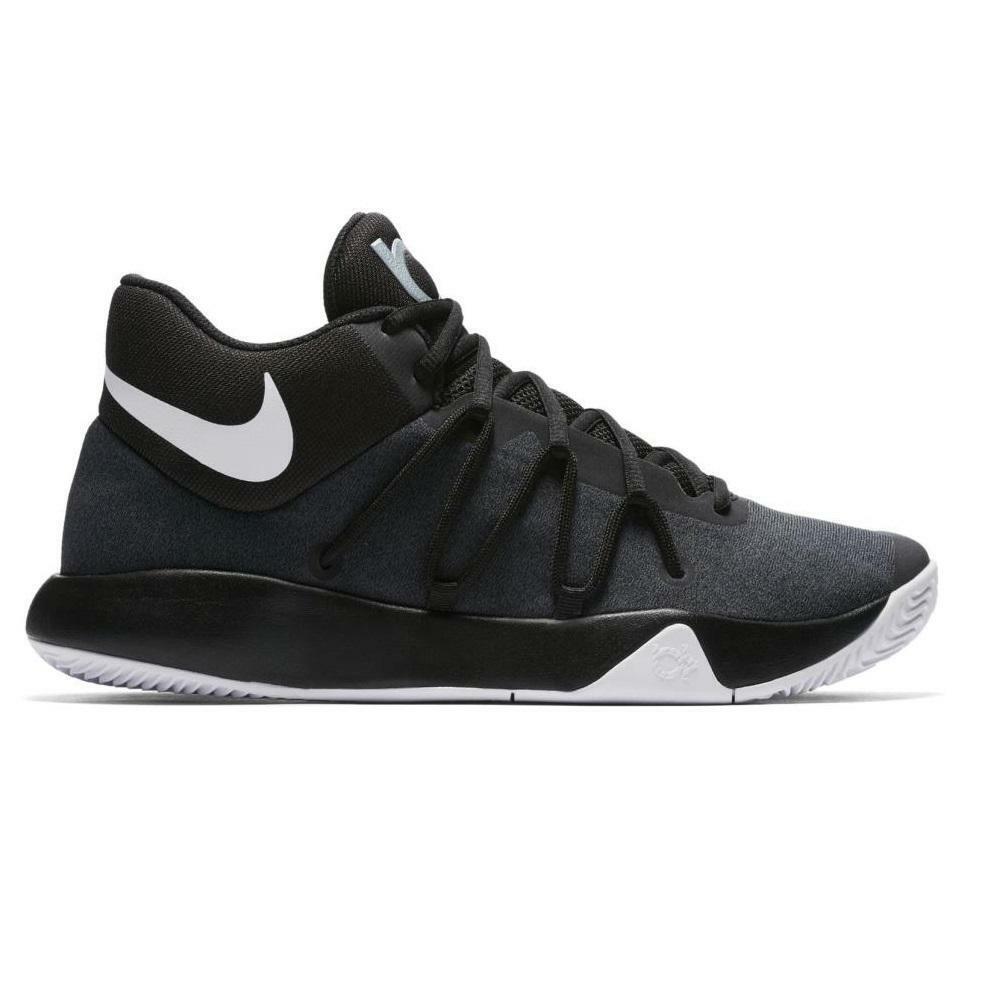 Mens NIKE KD TREY 5 V Black Basketball Trainers 897638 001