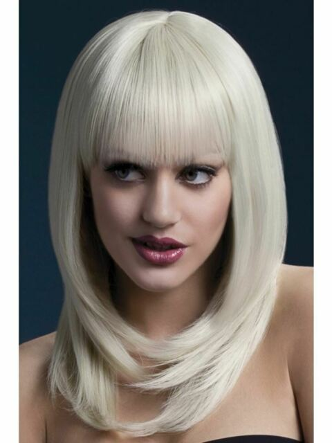 Fever Tanja Wig, One Size, Fever Wigs, Fancy Dress