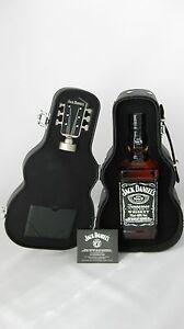 Details zu Jack Daniel's Gitarre 700ml 40% Vol Jack Daniels Whiskey