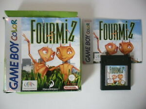 FOURMIZ-NINTENDO-GAME-BOY-COLOR-COMPLET