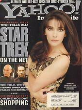 Yahoo! December 1998 Star Trek w/ML VG 062416DBE