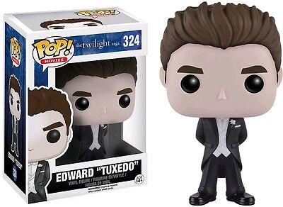Twilight - Edward Cullen (Tuxedo) Pop! Vinyl Figure NEW Funko