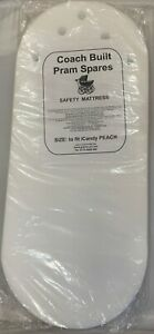 BREATHABLE-PRAM-SAFETY-MATTRESS-iCandy-Peach-Carry-Cot-Removable-Cover-UK
