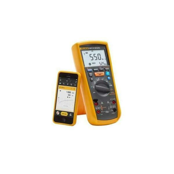 Fluke Isolationsmultimeter FLUKE-1587 FC Isolationsmessgeräte 4691215