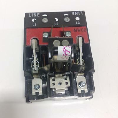 GENERAL ELECTRIC 3-POLE QMW SWITCH THMC32