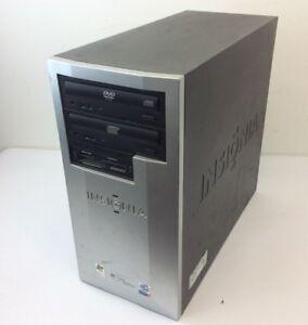 Broken Insignia D400 VPR Matrix Desktop Computer Tower Parts