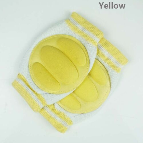 Safety Crawling Protect Elbow Cushion Infants Kids Toddlers Baby Knee Pads