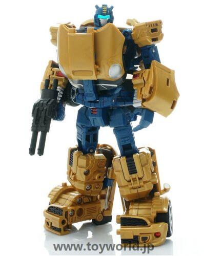 New ToyWorld Transformers TW-T05 Shinebug Goldbug Action Figure In Stock