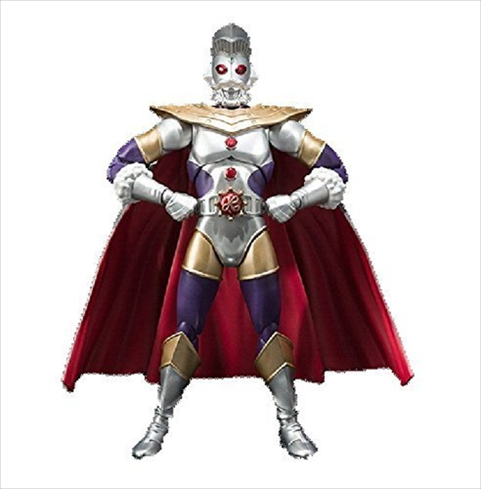 Bandai Tamashii Nations Ultra-acto Ultraman Rey Figura de acción