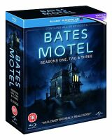 Bates Motel Seasons 1-3 Blu-ray Box Set Brand Free Ship