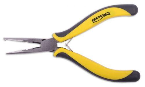 Spro Micro Splitring Pliers 13,5cm Sprengringzange Springringzange Angelzange