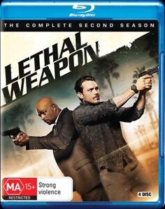 Lethal-Weapon-Season-2-Blu-ray-4-Disc-Set-NEW