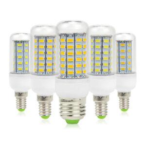 E27-E14-G9-5W-7W-10W-12W-16W-18W-5730SMD-LED-Ampoules-De-Mais-220V-Blanc-Chaud