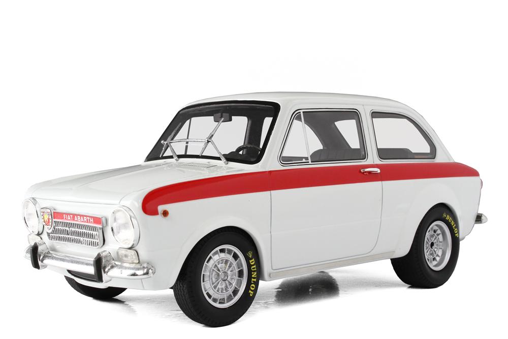Fiat Abarth 1600 OT - 1964 1 18 lm105b3 Resin Model Laudoracing-Models