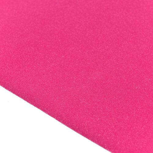 1x waterproof sandpaper skateboard deck grip tape griptape skating board 4color