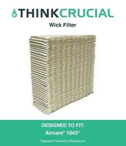 Details about Replacement Aircare 1043 Paper Wick Humidifier Filter 10.8