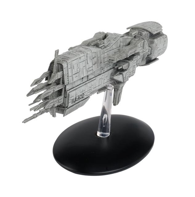 Eaglemoss Aliens USS Sulaco Ship Limited Edition STARSHIPS Model