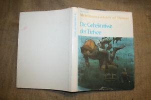 Buch-Tauchen-historische-Tauchtechnik-Tauchanzug-Taucherhelm-Tauchboote-1971
