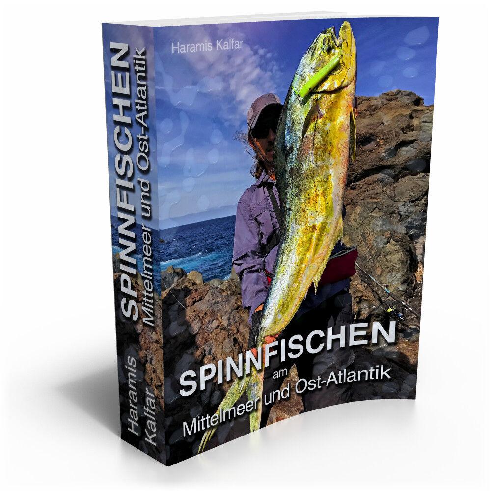 MEERES-SPINNFISCHEN am Mittelmeer und Ostatlantik auf Barrakuda & Co. eBook Buch