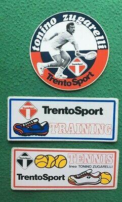 Adesivi Sticker Vintage marche scarpe trento sport tonino zugarelli | eBay