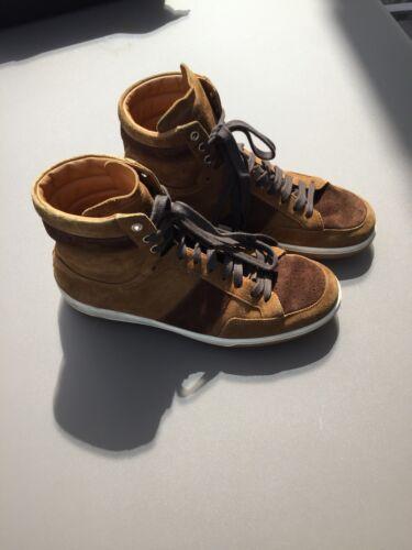 Von High Laurent Saint Top Sneaker wqOFOEXAx