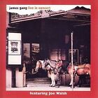 Live in Concert by James Gang (CD, Oct-2006, Universal Special Products)