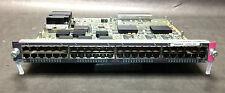 Cisco WS-X6148-GE-TX 48-Port Gigabit Ethernet Module Switch 6500