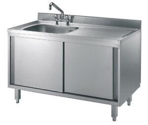Spuelschrank-Spuelenschrank-1000-x-700-x-850-mm-1-Becken-links-CNS18-10