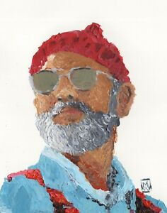 Bill-Murray-Steve-Zissou-Abstract-Palette-Knife-Contemporary-Painting-Art-Print