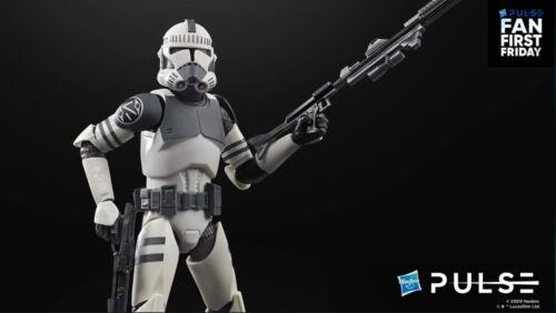 "Clone Wars Kamino Clone Trooper 6/"" BLACK SERIES PRE ORDER NEW"