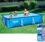 BestWay-SWIMMING-POOL-300-x-201-Rectangular-Garden-Above-Ground-Pool-Steel-Pro miniatuur 1