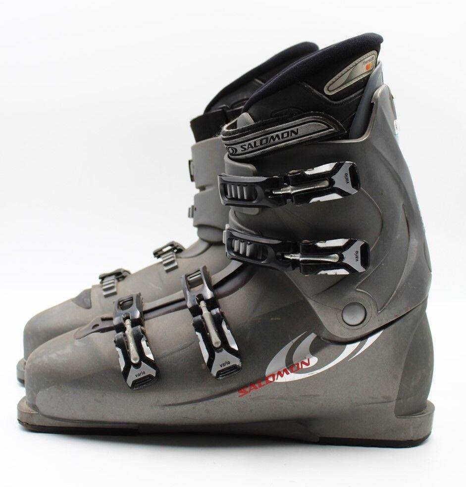 Salomon Performa 660 Adult Ski Boots - Size 15   Mondo 33 Used