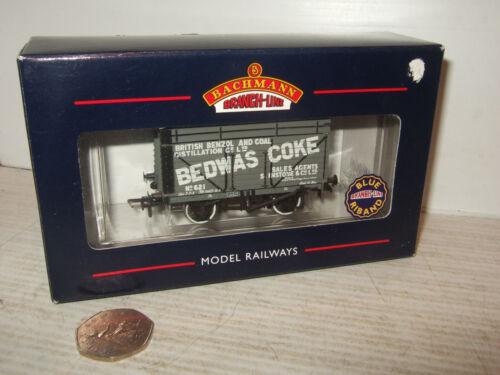Bachmann 37-205 8 Plank Wagon & Coke Rail for Bedwas Coke in