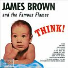 Think! by James Brown (Godfather of Soul)/James Brown & His Famous Flames (CD, Sep-2012, Hallmark Music & Entertainment)