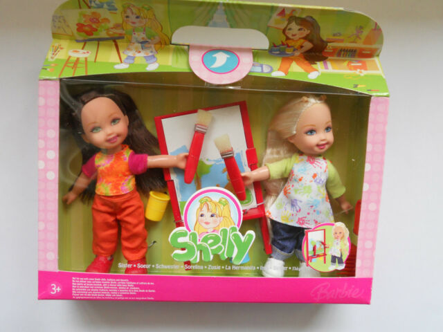 BARBIE SHELLY PLAYSET MATTEL K0360