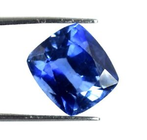 Bumper Sale Blue Sapphire Cushion Gemstone 100% Natural 7.90 Ct Certified A38447