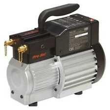 Pro Set Tr21 Refrigerant Recovery Machine110v9 H