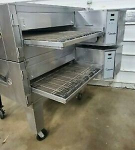 печь конвейер для пиццы