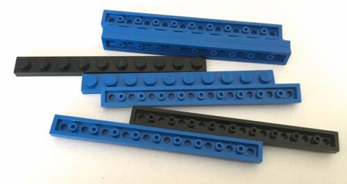 LEGO 1x10 plates packs of 8 part 4477 Choose your colour.