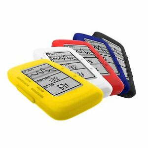 Details about Tuff-Luv Tough Silicone Case Cover & Screen Protection for  Garmin Edge 500 / 200