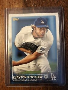 2015-Topps-Limited-Clayton-Kershaw