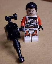 Lego Star Wars Republic Trooper 9497 Figur Klone Jace Malcom mit Waffe Gun Neu