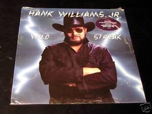Hank-Williams-Jr-Wild-Streak-LP-SEALED