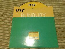 BUNBURY HEROES DEL SILENCIO CD SINGLE EL VIENTO A FAVOR RADIO EDIT CARD SLEEVE