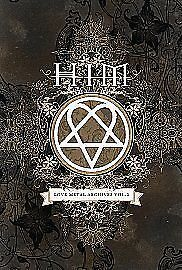 HIM-LOVE-METAL-ARCHIVES-VOL-1-2-disc-DVD-music-concert-live-limited-edition