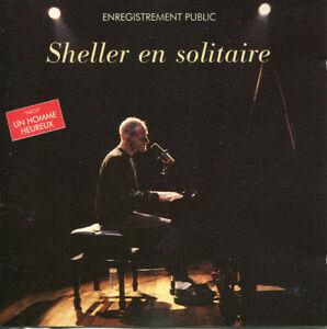 William Sheller CD En Solitaire - France (M/M)
