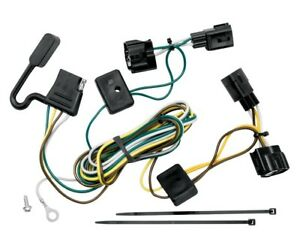 Pleasant Trailer Wiring Harness Kit For 98 06 Jeep Wrangler All Styles Tj Wiring 101 Relewellnesstrialsorg