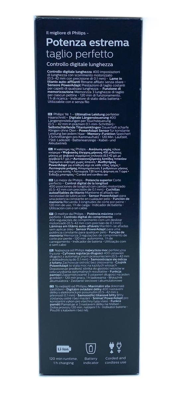 Philips HC945020 Hairclipper Series 9000 Prestige Haarschneider - NEU OVP