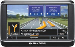 Navigon 40 Premium Navigationsgerät Europa Kartenmaterial & Türkei Q4/2020 NEU!